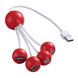 هاب 4 پورت USB 2.0 اس اس کا مدل SHU019