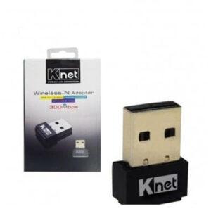 دانگل کارت شبکه usb بی سیم کی نت مدل SOFT-300