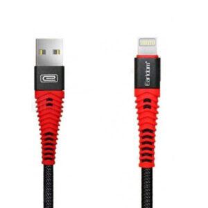 کابل تبدیل USB به لایتنینگ ارلدام مدل EC-060i طول 1 متر